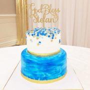 God Bless Cake Topper