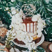 Two wild Cake Topper
