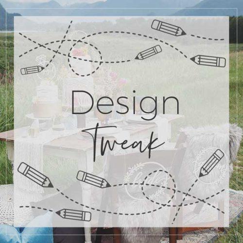 Design Tweak