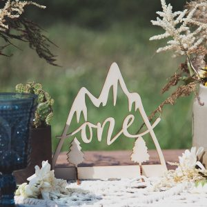 Mountain Table Numbers